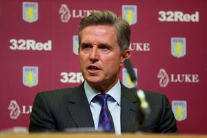 OBJECTIONS: Aston Villa CEO Christian Purslow. Photo: Mike Egerton/PA Wire
