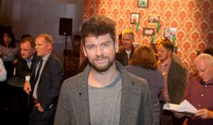 Eoghan McDermott during an announcement of a new season of programmes on RTE 2 at RTE studios Donnybrook, Dublin. Photo: Gareth Chaney Collins