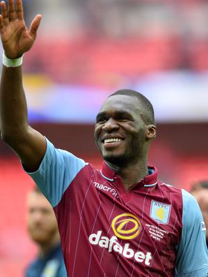 Aston Villa striker Christian Benteke remains one of Liverpool's targets for the summer transfer window
