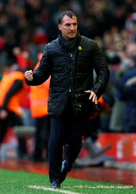 'I am an innovative coach and I needed to find a way to make us play better,' admitted Brendan Rodgers