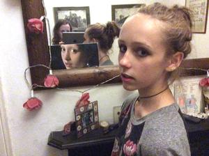 14-year-old Alice Gross. Photo: Family Handout/PA Wire