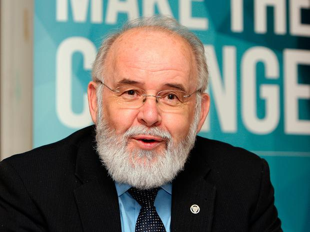 Francie Molloy: 'lazy argument from political unionism'. Photo: Tom Burke