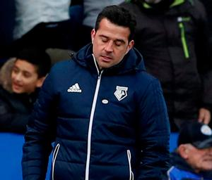 Watford have already replaced Marco Silva. Photo: David Klein/Reuters