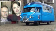 The wife of one of the Harris brothers killed in a tragic sewer incident is hoping that Alan's beloved 'BlueBird Dublin Van' will be the hearse at his funeral