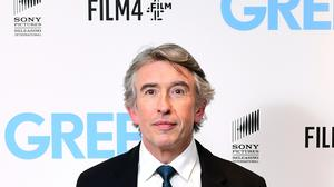 Steve Coogan dusted off his Sir Mick Jagger impression for a Big Night In Sketch alongside Rob Brydon (Ian West/PA)
