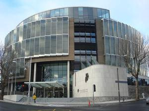 A former chemistry student who set fire to a €34,000 BMW car at a luxury motor dealership while he was on drugs has received a two and half year sentence.