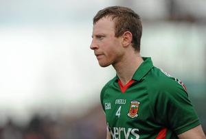 Colm Boyle insists Mayo are fully focused on the task in hand against Galway. Photo: Piaras O Midheach / SPORTSFILE