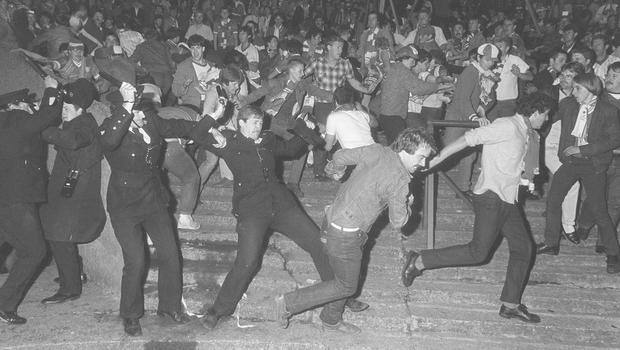 1984: Bohs beat Glasgow Rangers 3-2. More memorably, the game took place at the height of the Troubles. A number of travelling Rangers fans became involve in violent scenes