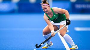 Shirley McCay of Ireland during the 2020 Tokyo Summer Olympic Games. Photo: Stephen McCarthy/Sportsfile