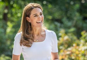 GALWAY-BASED jewellery-maker Aisling O'Brien has discovered the power of the 'Kate effect'. She has been inundated with orders since the Duchess of Cambridge was spotted wearing a necklace and matching earrings she designed. They were a gift to Kate when she and her husband Prince William visited Ireland earlier this year. Photo: Shutterstock