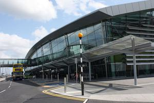 "'A spokesman for DAA said that there had been ""very strong interest"" in Dublin Airport Central from a wide range of Irish and international businesses.' (stock photo)"