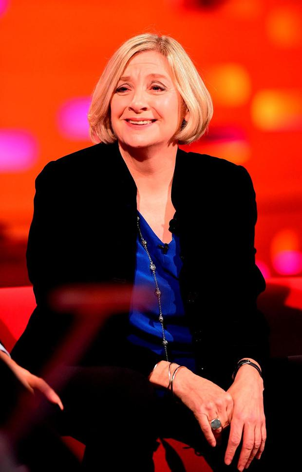 Victoria Wood has died aged 62 after a short battle with cancer, her publicist has said. Ian West/PA Wire