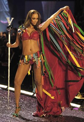 Tyra Banks in 2005