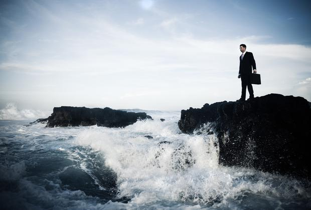 Going it alone in business can be a terrifying experience due to the unknown factor: risk.