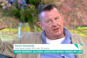 Kevin Kennedy on This Morning.