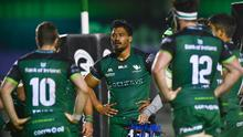 Abraham Papali'i of Connacht has been banned until December 28th after his red card against Zebre  Photo by David Fitzgerald/Sportsfile
