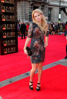 Vanessa Kirby attends the 2012 Olivier Awards at The Royal Opera House on April 15, 2012 in London, England.  (Photo by Tim Whitby/Getty Images)