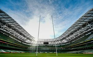 The Aviva Stadium. Photo: Sportsfile