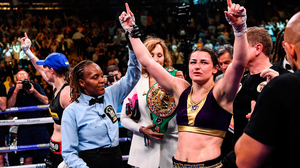 Katie Taylor - the undisputed world champion in her chosen sport - is clear evidence of that change and a true role model. Photo: Sportsfile