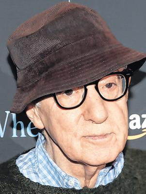 Woody Allen's autobiography was dropped by a publisher