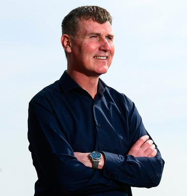 Daryl Horgan thinks Stephen Kenny (pictured) is the best manager he has played under