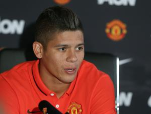 Premier League defender Rojo had accused Sarah Watson of blackmailing him over a sex act which took place between them