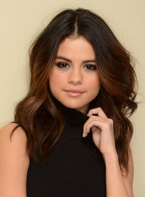 PARK CITY, UT - JANUARY 20:  Selena Gomez poses for a portrait during the 2014 Sundance Film Festival at the Getty Images Portrait Studio at the Village At The Lift on January 20, 2014 in Park City, Utah.  (Photo by Larry Busacca/Getty Images)
