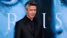 Aidan Gillen arrives at the LA Premiere of 'Game of Thrones'. Photo: AP