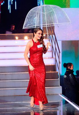 Jess Impiazzi enters the house during the Celebrity Big Brother Launch held at Elstree Studios in Borehamwood, Hertfordshire.PRESS ASSOCIATION Photo. Picture date: Tuesday January 2, 2018. See PA Story SHOWBIZ CBB. Photo credit should read: Ian West/PA Wire