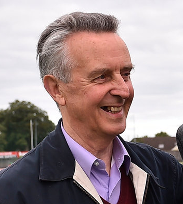 Trainer Jim Bolger. Photo by David Maher/Sportsfile