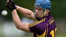 Dave Guiney on his son Jack (pictured): 'He is a different man than Rod and myself, he is very capable, but he may or may not decide to be a hurler'
