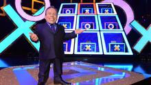 Warwick Davis presents the new version of Celebrity Squares