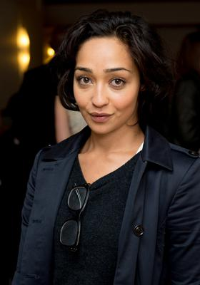 Ruth Negga attends the opening night of 'Ballet Revolucion' at the Peacock Theatre on April 25, 2012 in London, England.  (Photo by Ian Gavan/Getty Images)
