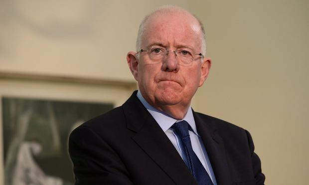 Justice Minister Charlie Flanagan. Photo: Justin Farrelly