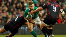 Ian Madigan was in great form