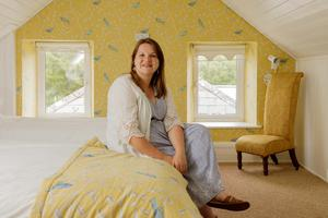Family affair: Second generation B&B owner Gemma Hill-Wilkinson of Ross House, Co. Sligo. Photo: James Connolly
