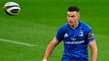Leinster's Johnny Sexton will start tomorrow's Pro14 final on the bench. Photo: Sportsfile