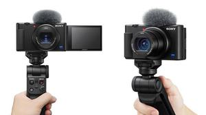 Sony's new ZV-1 compact vlogging camera