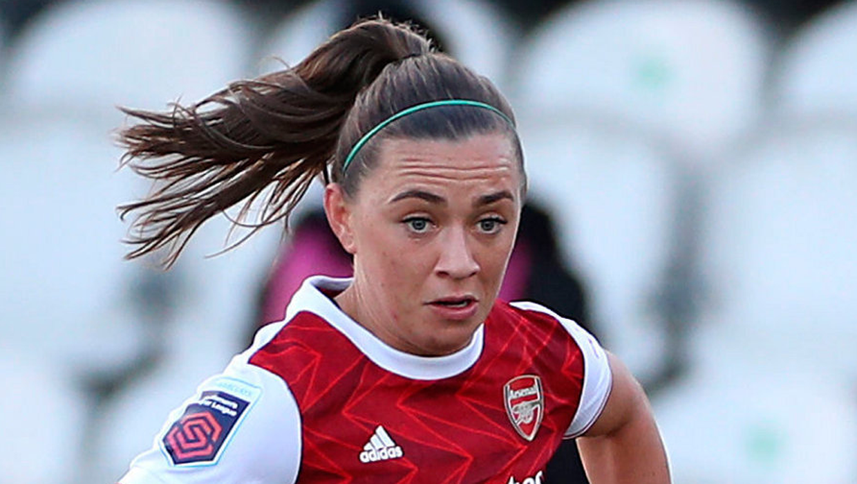 Arsenal to remind Irish star Katie McCabe of her responsibilities after posting pictures of Dubai trip