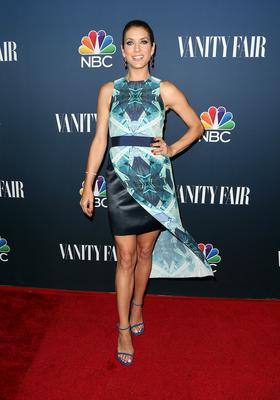 Actress Kate Walsh attends NBC & Vanity Fair's 2014-2015 TV Season Event at HYDE Sunset: Kitchen + Cocktails on September 16, 2014 in West Hollywood, California.  (Photo by Frederick M. Brown/Getty Images)