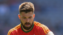 Carlow defender Daniel St Ledger has retired from inter-county football after 13 seasons. Photo: Stephen McCarthy/Sportsfile