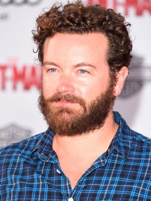 Danny Masterson arrives at the Los Angeles Premiere of Marvel Studios 'Ant-Man' at Dolby Theatre on June 29, 2015 in Hollywood, California.  (Photo by Jason Merritt/Getty Images)