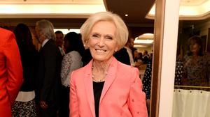 Mary Berry said she loved filming the series (Jeff Spicer/PA)