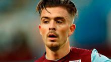 Linked: Aston Villa playmaker Jack Grealish has his admirers at Manchester City. Photo: Andrew Boyers/NMC Pool/PA Wire