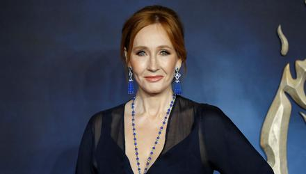 ACCUSATIONS: Rowling decided to confront the issue head-on with a series of tweets (Photo by Tolga AKMEN / AFP)