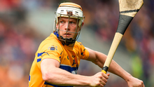 Aaron Cunningham admits he found it difficult to get back up to speed once he rejoined the Clare panel. Photo: Sportsfile