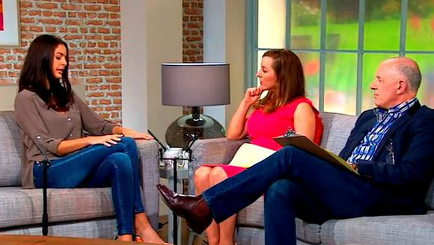 Big Brother evictee Jade Lynch talks about Brian Belo and Helen Wood on Ireland AM