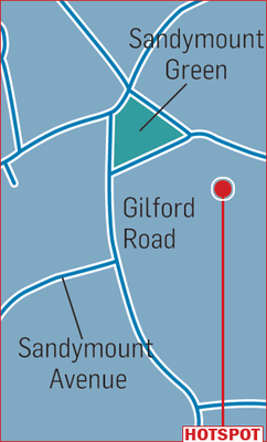 SANDYMOUNT: Due to demand for good family homes in an always popular area.