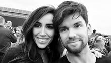 Eoghan McDermott and girlfriend Aoife Melia. Picture: Instagram