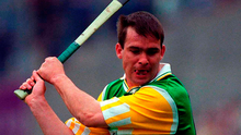 Johnny Pilkington, an All-Star in 1990, was central to the Faithful's most successful period. Photo: Ray Lohan/Sportsfile
